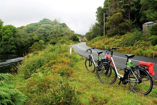 Shore Excursion: Self-Guided Wild Atlantic Way E-Biking Tour from Clifden