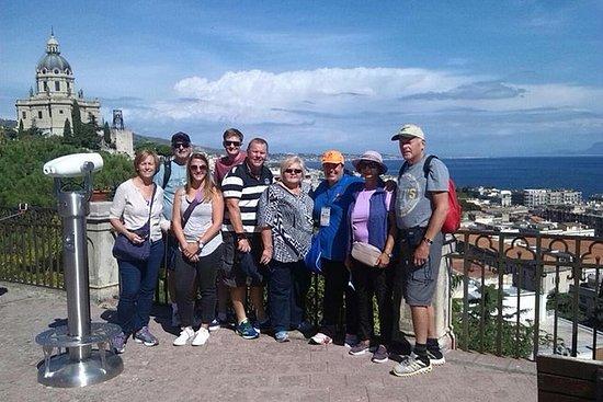 Excursión por la costa de Messina...