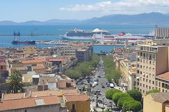Tour della città di Cagliari: 4 ore