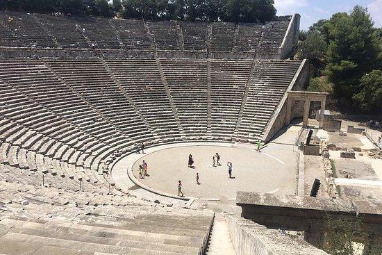 Epidaurus, Mykene og Nafplio...