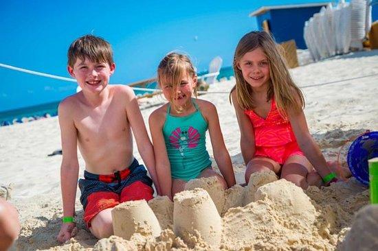 Family Beach Escape