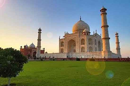 Tour privado: día completo Taj Mahal...