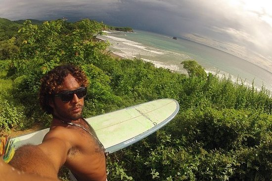 Shore Excursion - Cours de surf...
