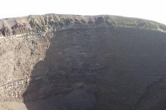 波西塔诺,庞贝和维苏威火山的私人独家VIP之旅