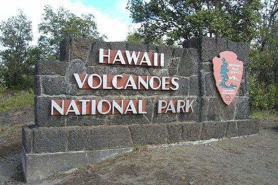 Hawaii Volcano Park Gemeinsame...