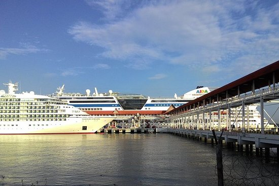 Kuala Lumpur Cruise Excursions from...