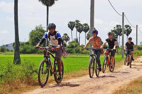 Bicicleta del campo de Siem Reap