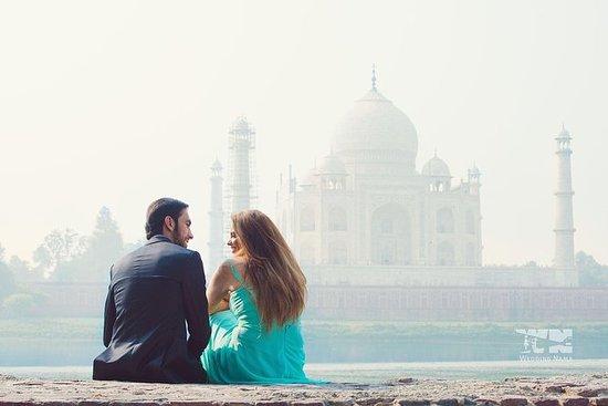 Tour privado de Taj Mahal & Agra...