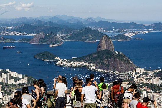 Excursion à terre Rio de Janeiro...