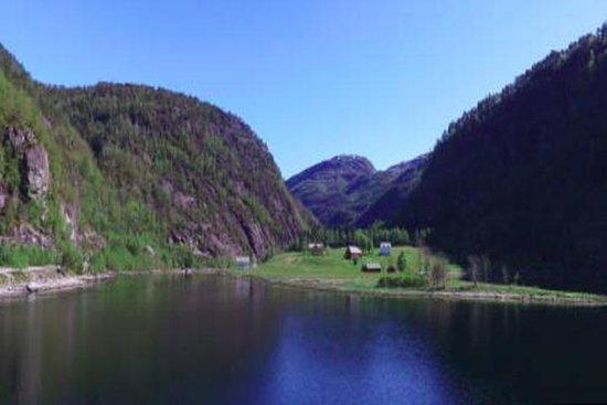 Bergen: croisière dans le fjord...