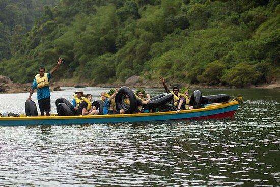 Suva Shore Excursion: Suva Shore Excursion River Tubing Fiji
