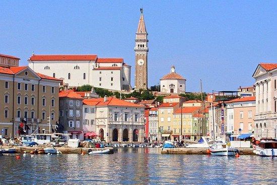 皮兰和风景秀丽的斯洛文尼亚海岸线:4小时的Koper小团体海岸体验