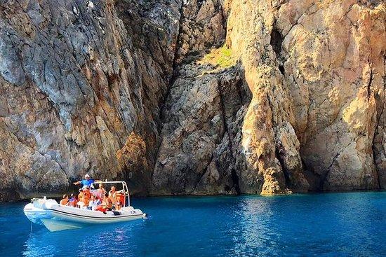 Cagliari: escursione in barca sul