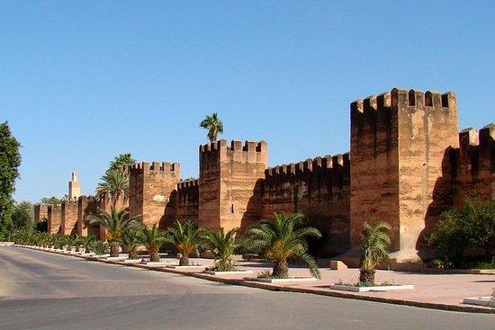 Desde el puerto de Agadir: Taroudant...