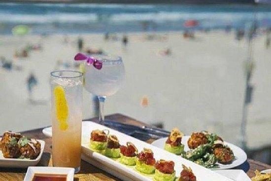 Dia da Praia e Sushi Tudo Incluído