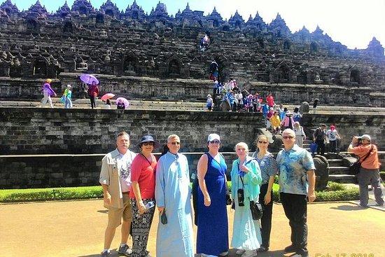 Excursão de Borobudur semarang
