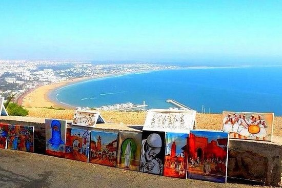 Tour privado de la ciudad de Agadir...