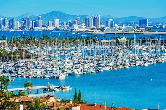 El Grand San Diego Tour (recogida en...