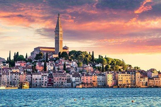 Pula, Rovinj & Panoramic Istrian Coast