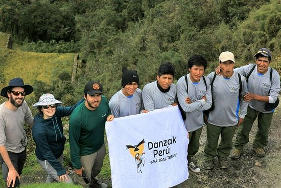 Inca Trail Group 4 dias-3 noches.