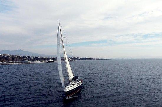 Nea Michaniona港からEpanomi地区のNavagioビーチま…