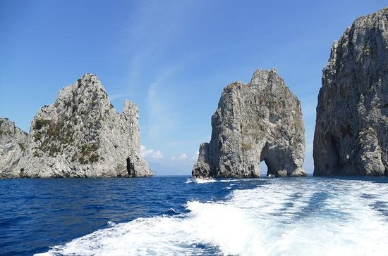 Capri Private Boat Experience with...
