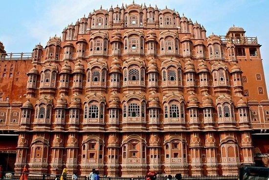 Day Tour Of Jaipur Med Driver & Bil
