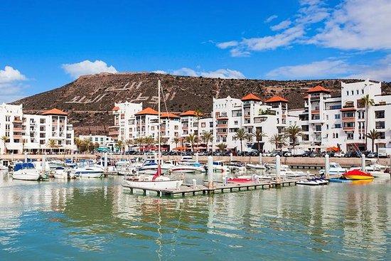 Halv dag Agadir guidet bytur
