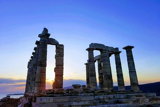 Athenian Riviera and Temple of...