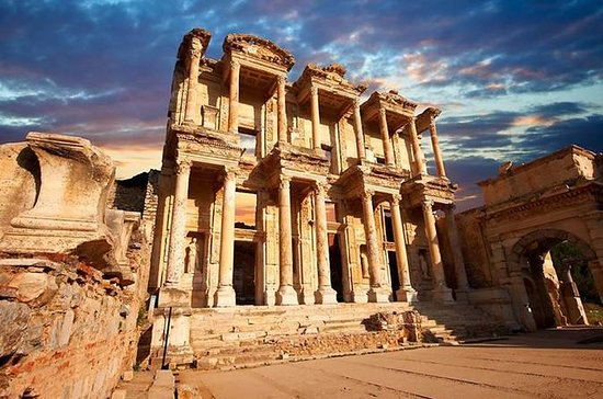Full-Day Ephesus tour from Izmir...