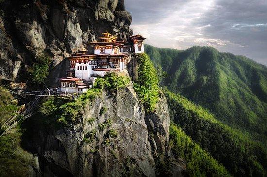 7 Nächte Schöne Bhutan Tour