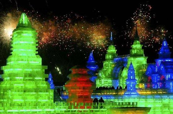 Festival de Hielo de Harbin Año Nuevo...