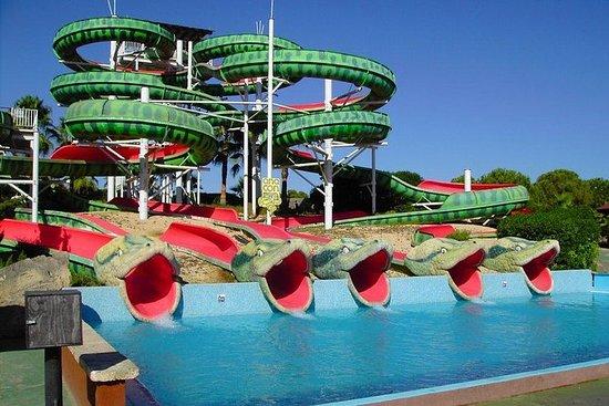Aqualand El Arenalマヨルカの入場券