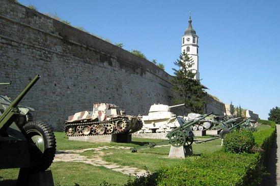 Belgrad Military Museum Entrance...
