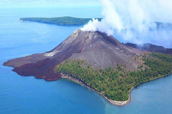 終日 - クラカトア火山ツアー