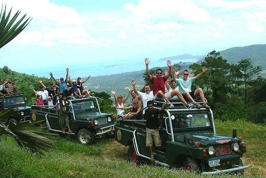 Koh Samui Jungle Safari Tour...