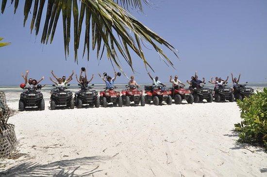 Quad-Abenteuer in Sansibar