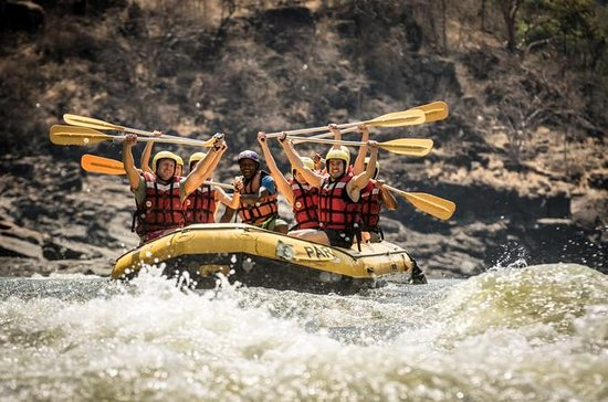 Zambezi Half Day Rafting