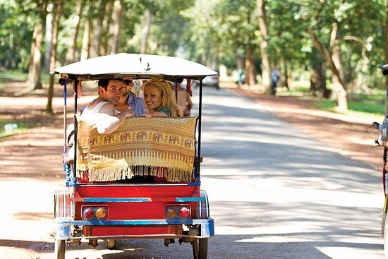 Rickshaw Adventure Tour from Bangkok...