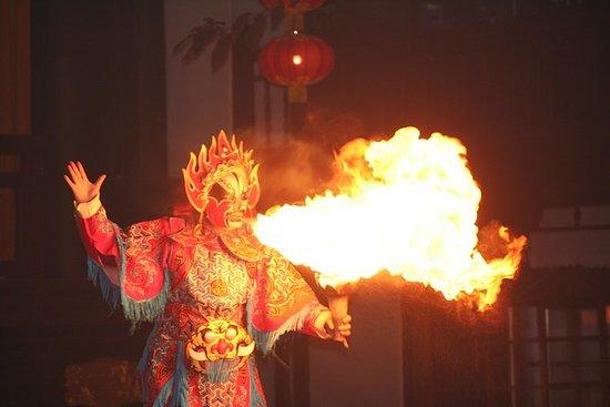 Sichuan Opera Class 1 Tickets Booking...