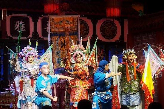 Sichuan Opera VIP Tickets Booking