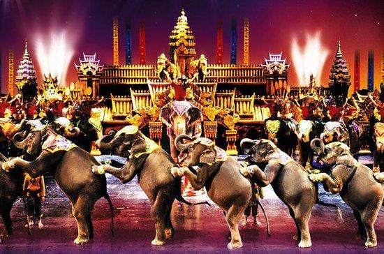 Entradas para el espectáculo Phuket...