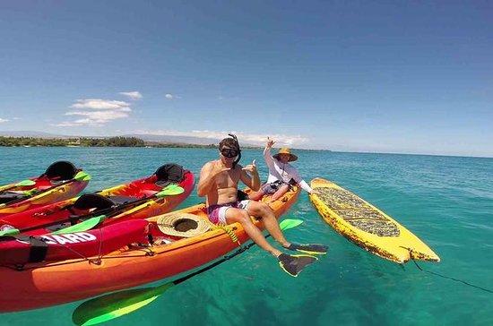 Kayak and snorkel tour: Kayak and snorkel tour