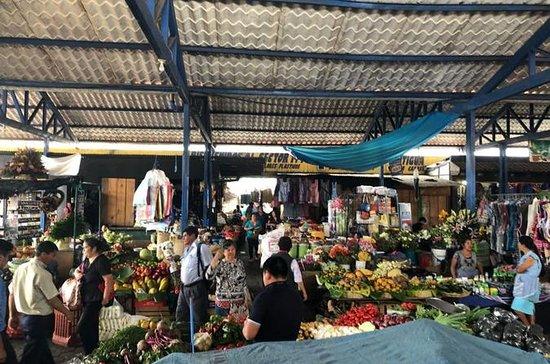 アンティグアマーケットフードツアー