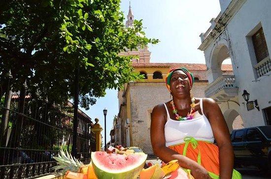 Palenque turismo de herencia africana...