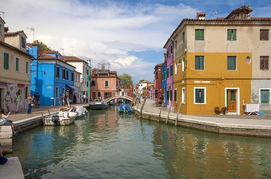 Murano, Burano & Torcello Islands...