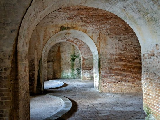 Fort Pickens Area