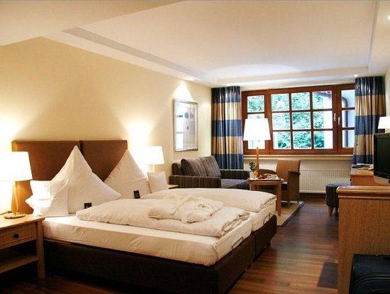 Rinteln, Allemagne : Guest room