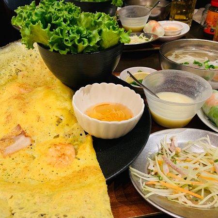 Vietnamese Restaurant Banh Xeo Saigon Yurakucho照片