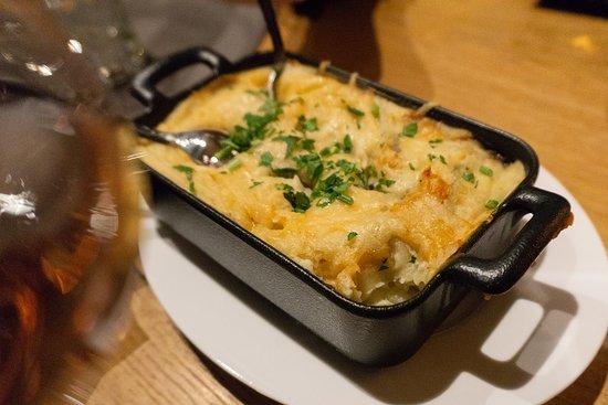 Ochsenschlepp-Lasagne